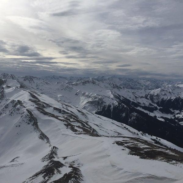 Das Foto wurde bei Westgipfelhütte von Bjorn O. am 1/27/2016 aufgenommen