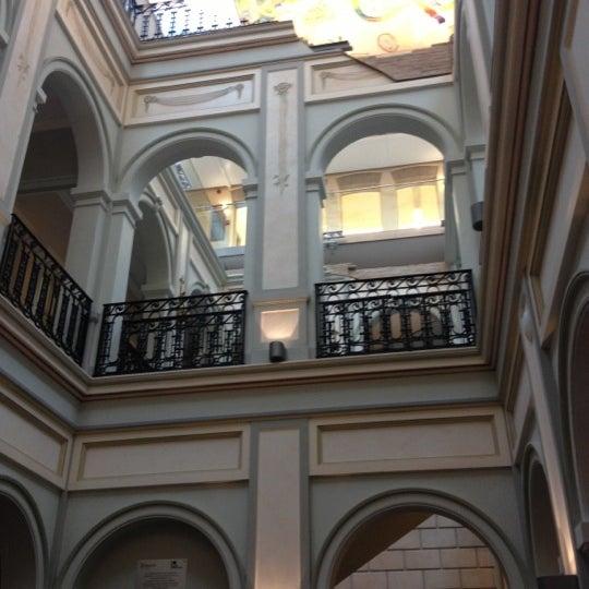 Photo taken at Cámara de Comercio de Sevilla by Ricardo P. on 12/12/2012