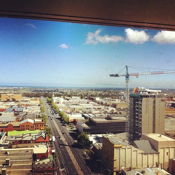 10/1/2012에 Nadéne M.님이 Hilton Adelaide에서 찍은 사진