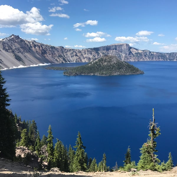 Photo taken at Crater Lake National Park by Craig G. on 7/18/2017