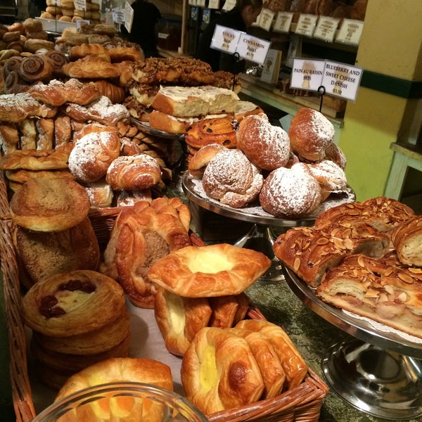 Photo taken at The Model Bakery by Norbert H. on 1/17/2015