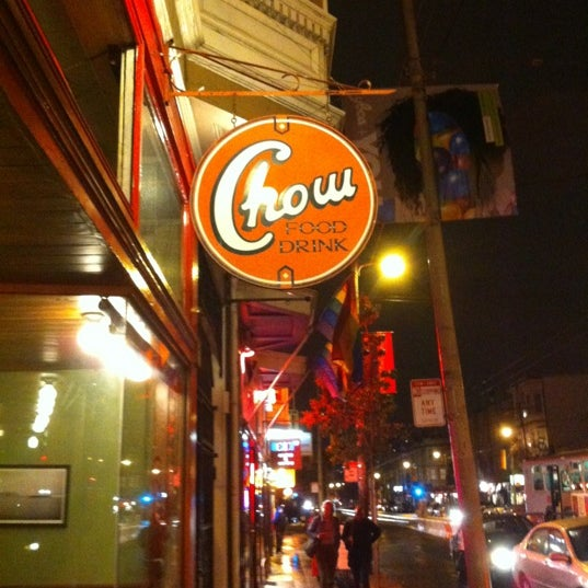 Chow american restaurant in san francisco for American cuisine in san francisco