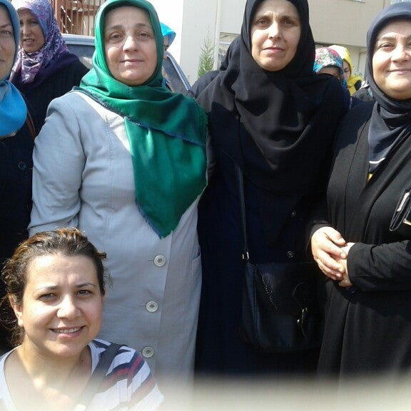 Photo taken at Hatuniye Camii by Nilüfer Ş. on 9/2/2014