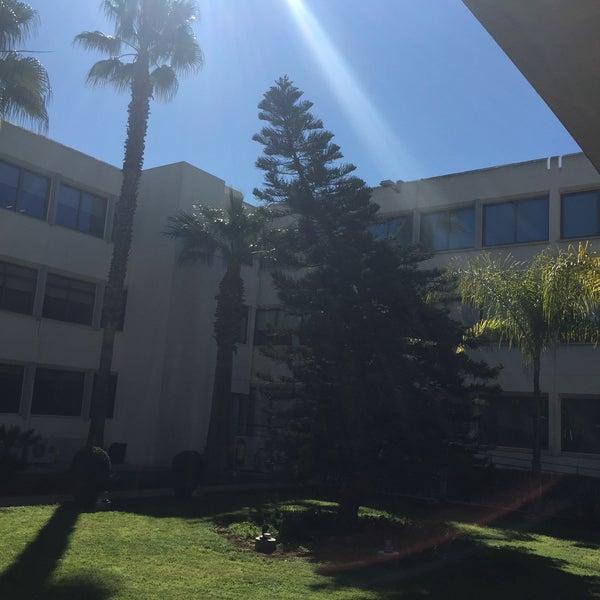 3/4/2015にVal E.がEuropean University Cyprusで撮った写真