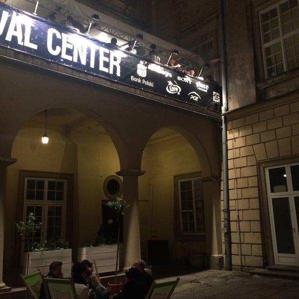 Photo taken at Kino Pod Baranami by Joulu on 5/2/2015