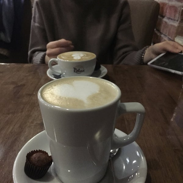 Снимок сделан в Coffee Relax пользователем Muhammet D. 12/29/2016
