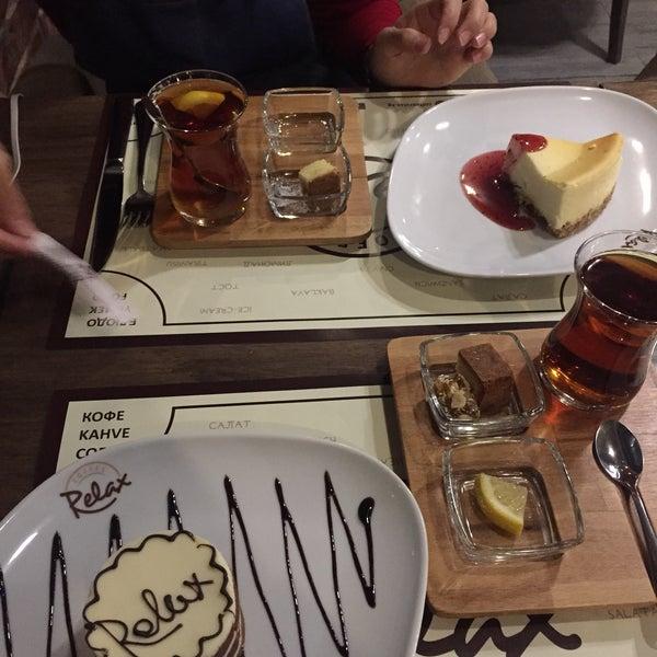 Снимок сделан в Coffee Relax пользователем Muhammet D. 2/2/2017