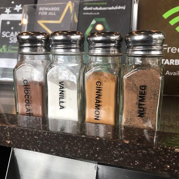 Photo taken at Starbucks by Tuamklad S. on 7/29/2017