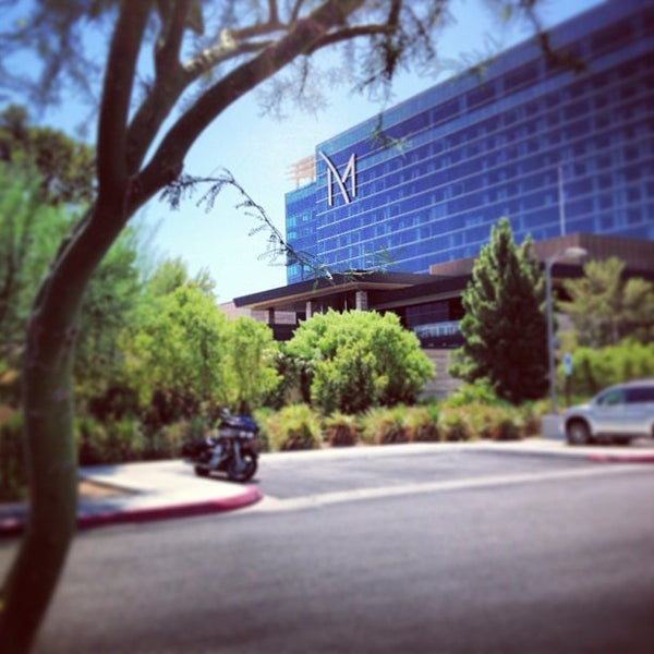 Photo taken at M Resort Spa Casino by Austin P. on 7/19/2013