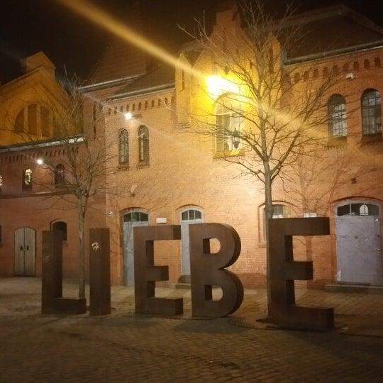 Photo taken at Kulturbrauerei by Vitaliy V. on 2/13/2015