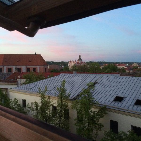Photo taken at Comfort Hotel Vilnius by Sergii N. on 5/10/2015