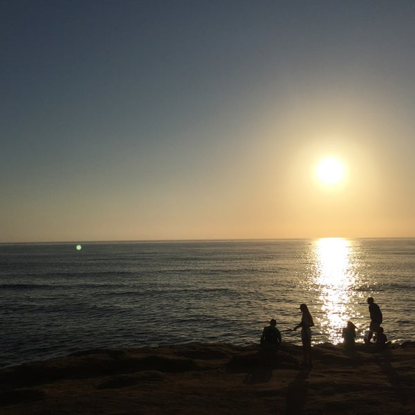 Foto tirada no(a) Sunset Cliffs Natural Park por Claudia M. em 8/17/2015