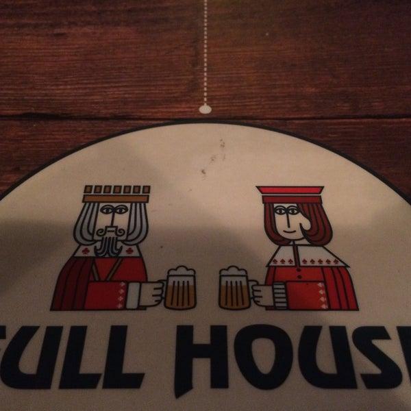 Снимок сделан в Resto Bar FULL HOUSE пользователем Loki 2. 7/1/2017