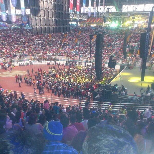 Foto tomada en Fiestas de Octubre por Fernando C. el 10/19/2012