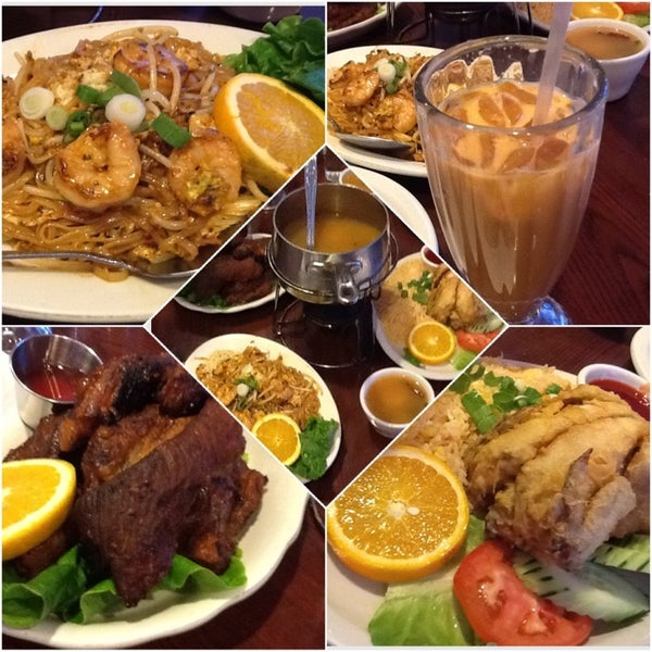 รูปภาพถ่ายที่ Thai Original BBQ & Restaurant โดย A F. เมื่อ 4/17/2013