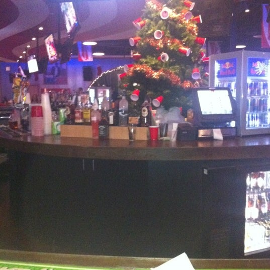 Photo taken at Toby Keith's I Love This Bar & Grill by Lisa A. on 11/24/2012