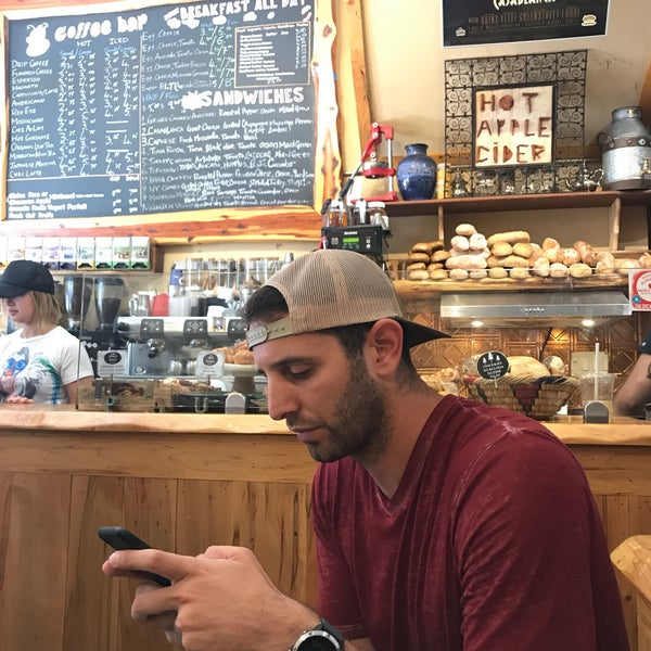 Photo taken at Pause Cafe by Katie M. on 8/24/2017