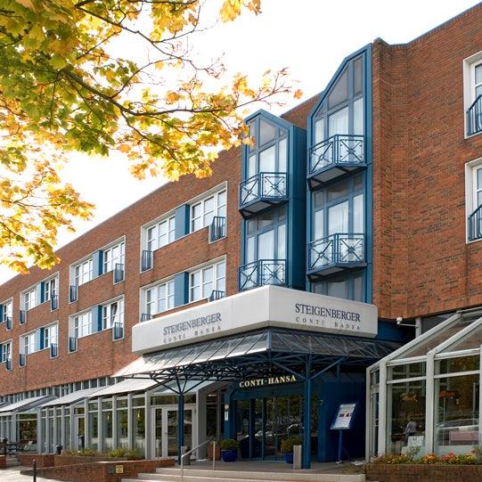 Hotel Steigenberger Kiel Parken