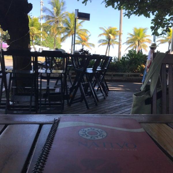 Foto scattata a Nativo Bar e Restaurante da tatiana a. il 5/1/2018