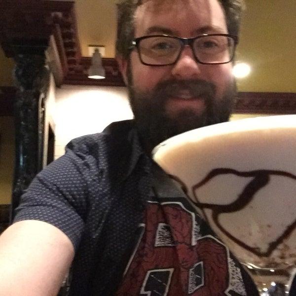 Chocolate martinis, espresso martinis, and super staff!
