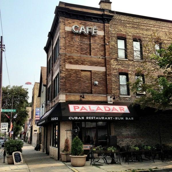 Paladar Cuban Restaurant Chicago