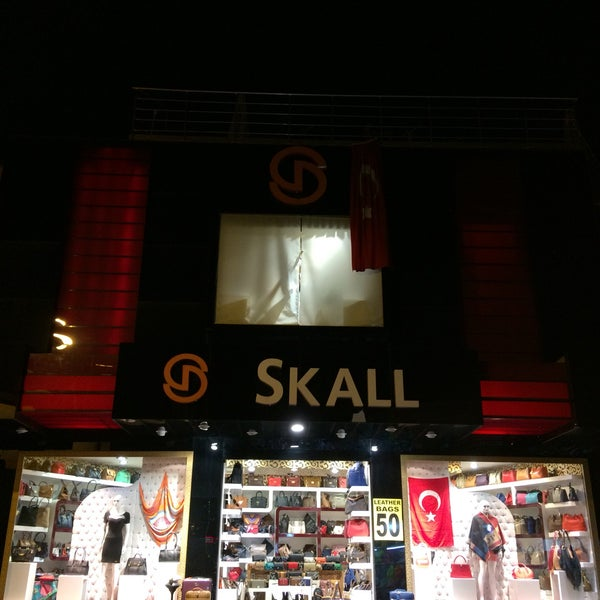 Photo taken at Skall bags & shoes shop by çetin G. on ...