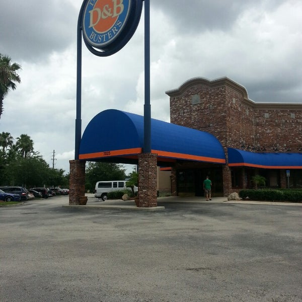 Dave & Buster's - Oakwood Blvd, Hollywood, Florida - Rated based on 1, Reviews