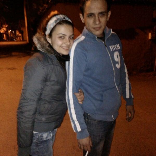 Photo taken at Kamil Koç by Ecem Ö. on 4/12/2014