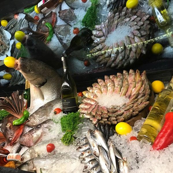 1/17/2017 tarihinde Arjantin_Sultan_efeziyaretçi tarafından Kalkan Balık Restaurant'de çekilen fotoğraf