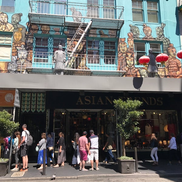 Best Asian Food In Chinatown San Francisco