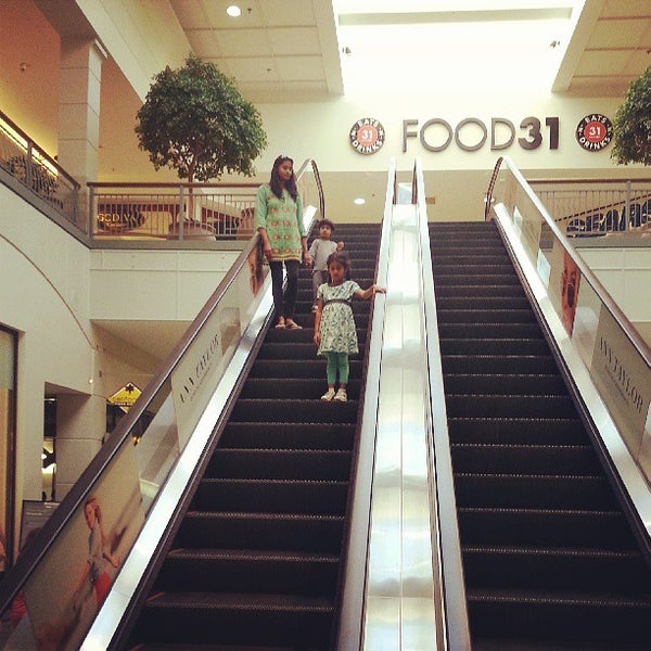 Photo taken at Hillsdale Shopping Center by Saurav M. on 8/2/2013
