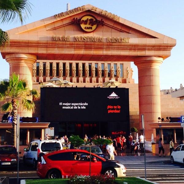 Hard Rock Cafe Happy Hour Tenerife