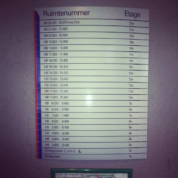 Photo taken at Faculty Of Electrical Engineering, Mathematics and Computer Science by Ralf L. on 9/28/2012