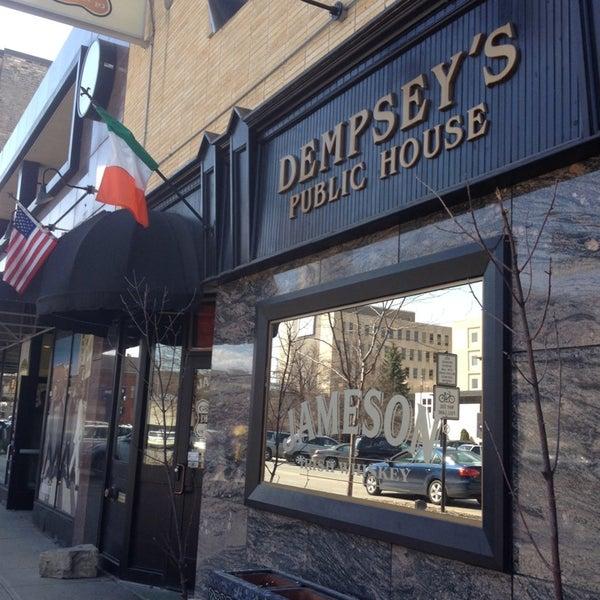 Photo taken at Dempsey's Public House by Toni M. on 4/11/2014
