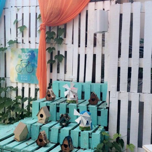 6/26/2017에 Oyaa.m.님이 Büyükada Bistro Candy Garden에서 찍은 사진