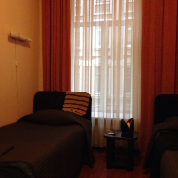 Снимок сделан в Hotel Nevsky Contour пользователем Lady D. 10/15/2013