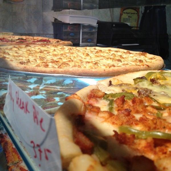 Photo taken at Antonio's Pizzeria by John H. on 1/10/2013