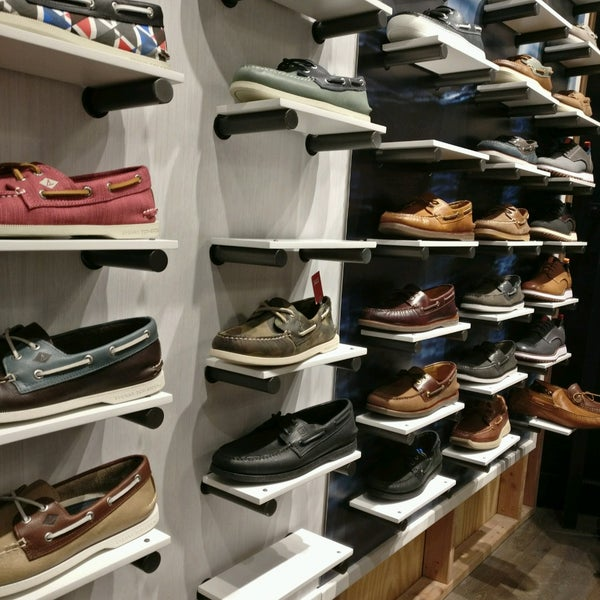 Photos At Sperry Top Sider Store Shoe Store In Union Square