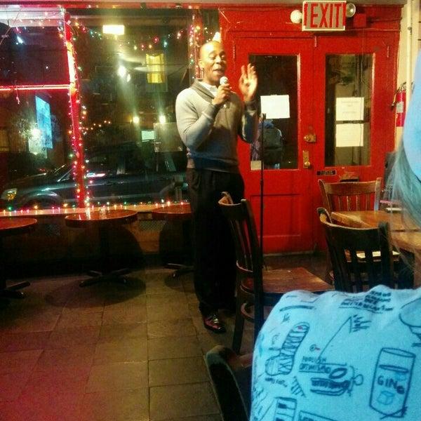 Photo taken at Double Wide Bar & Southern Kitchen by David Z. on 10/30/2015