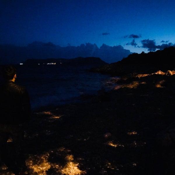 3/15/2018 tarihinde Burak K.ziyaretçi tarafından İncebogaz Beach'de çekilen fotoğraf
