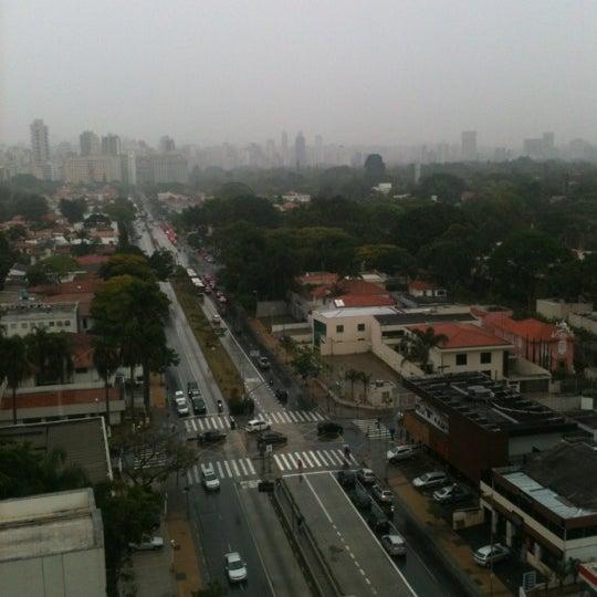 Photo taken at Avenida Brasil by Lucas R. on 10/20/2012