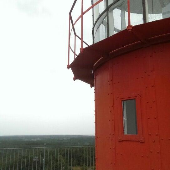 Photo taken at Kõpu tuletorn    Kõpu Lighthouse by IvetaZee on 8/14/2014