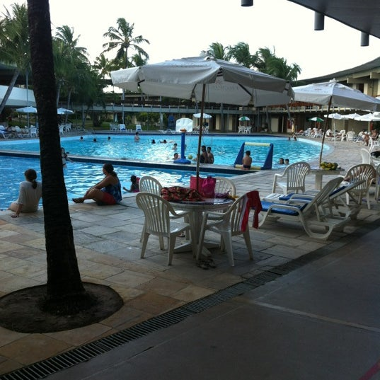 Foto tirada no(a) Tropical Hotel Tambaú por Marcio M. em 11/10/2012