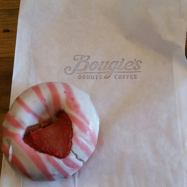 Bougies Donuts And Coffee