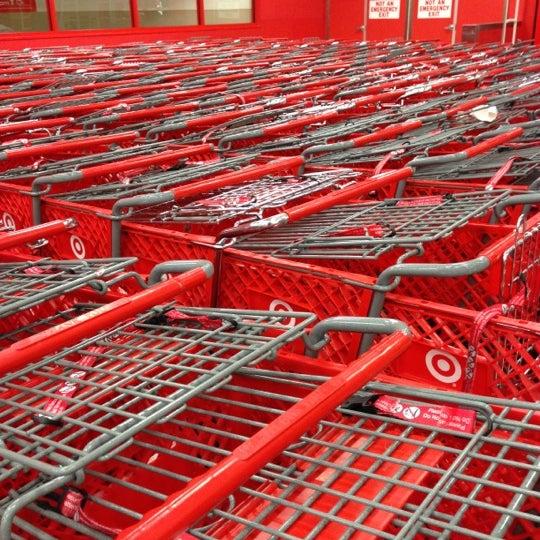 Photo taken at Target by Tasayu T. on 12/15/2012