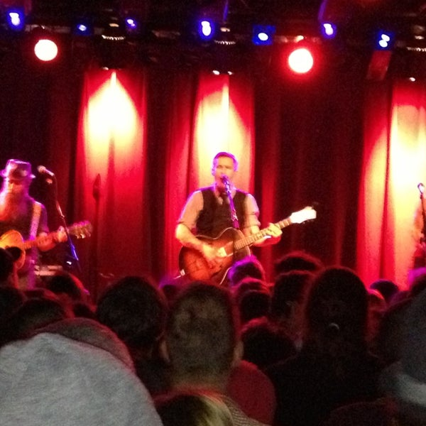 Photo taken at Paradise Rock Club by Nelson C. on 12/29/2012