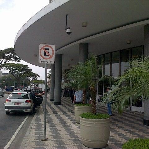 Снимок сделан в Международный аэропорт Конгоньяс/Сан-Паулу (CGH) пользователем Rodrigo D. 11/1/2013