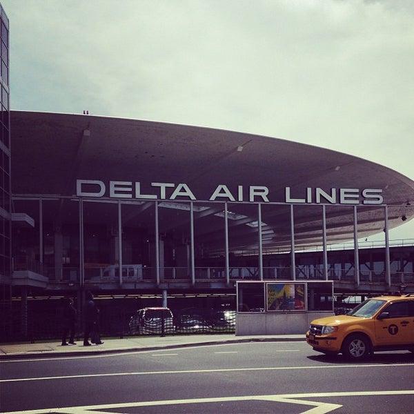 Photo taken at Terminal 3 by John S. on 5/20/2013