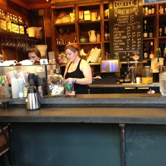 Citizen Cafe Lower Queen Anne Seattle Wa