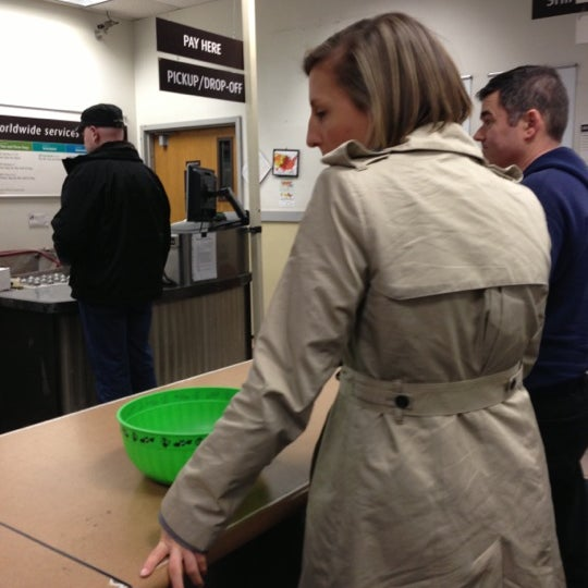 Photo taken at UPS Customer Center by Carl T. on 10/31/2012
